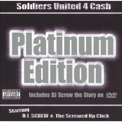 Soldiers United for Cash (Platinum Edition) [Explicit Lyrics]