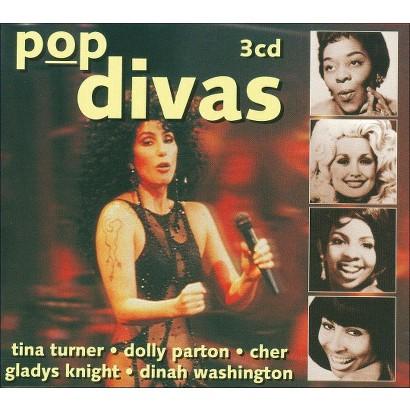 Pop Divas (Goldies Box Set)