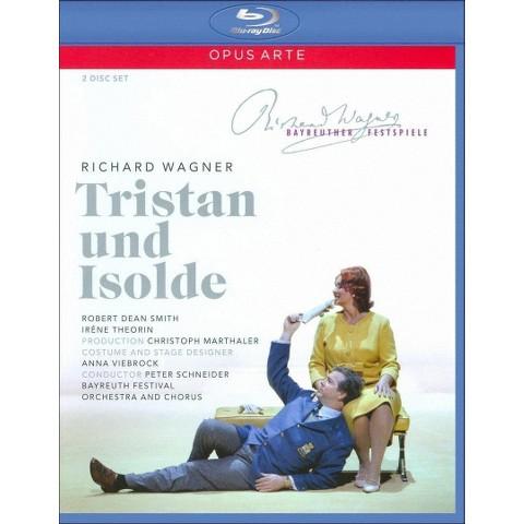 Tristan und Isolde (2 Discs) (Blu-ray) (Widescreen)