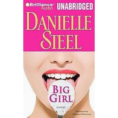 Big Girl (Unabridged) (Compact Disc)