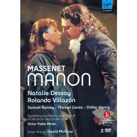Massenet: Manon (2 Discs)