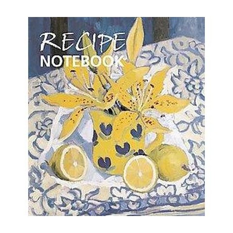 Recipe Notebook (Loose-leaf)