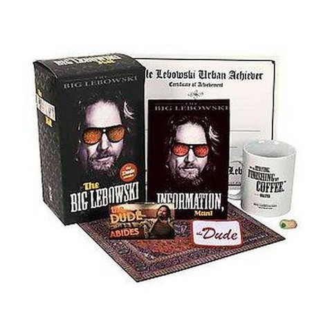 The Big Lebowski Kit (Hardcover)