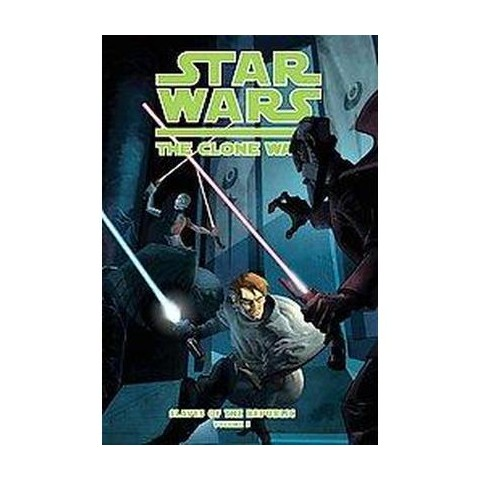 Star Wars: The Clone Wars: Slaves of the Republic (5) (Reprint) (Hardcover)
