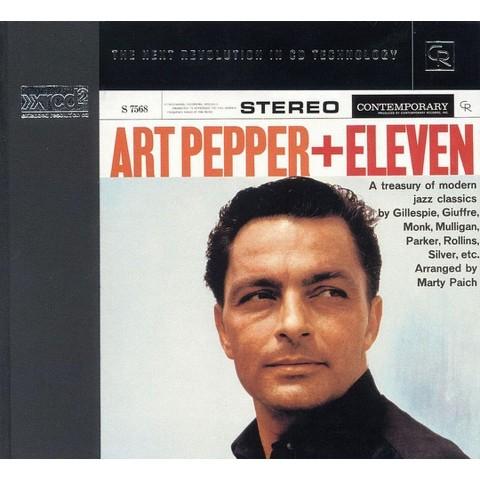 Art Pepper + Eleven: Modern Jazz Classics (Japan Bonus Tracks)
