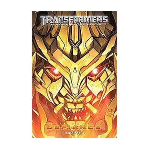 Transformers: Defiance 4 (Hardcover)