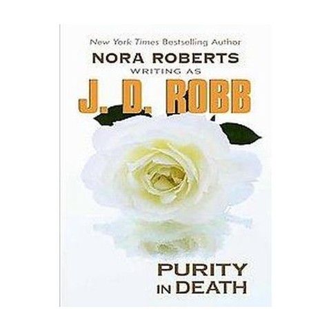 Purity in Death (Large Print) (Hardcover)
