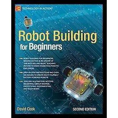 Robot Building for Beginners (Paperback)