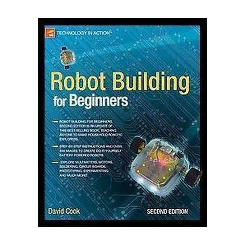 Robot Building for Beginners (Paperback)