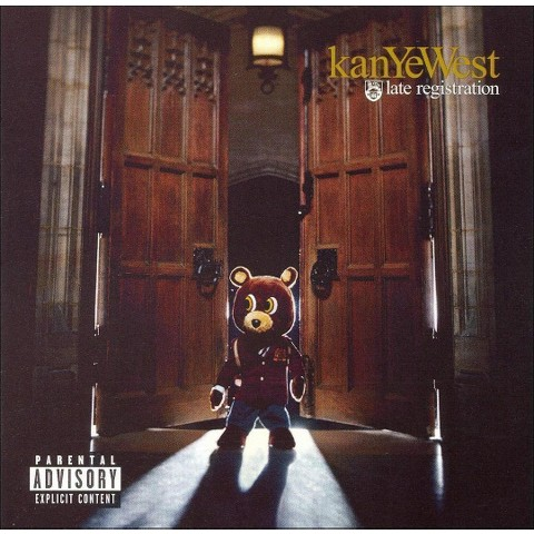 Late Registration [Explicit Lyrics]