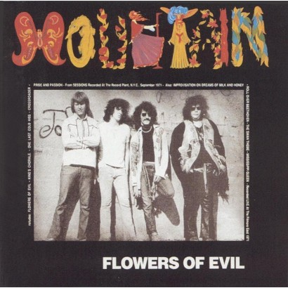Flowers of Evil (Lyrics included with album)