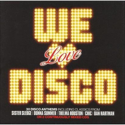 We Love Disco (Megahit)