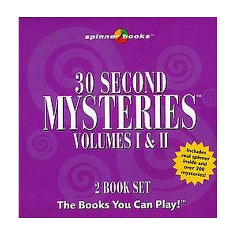 30 Second Mysteries (Paperback)