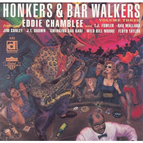 Honkers & Bar Walkers, Vol. 3