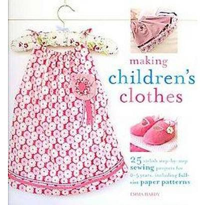 Making Children's Clothes (Paperback)