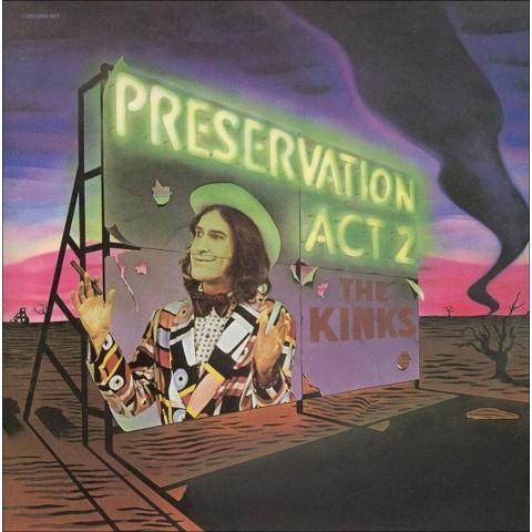 Preservation: Act 2 (Japan Bonus Tracks)