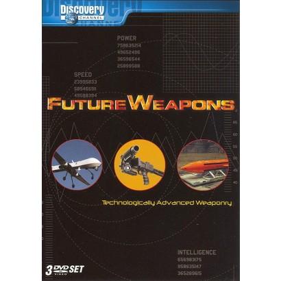 Future Weapons: Season 1 (3 Discs) (Widescreen)