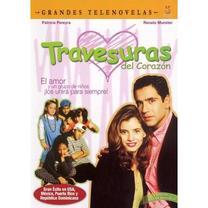 Travesuras del Corazon (3 Discs) (Widescreen)