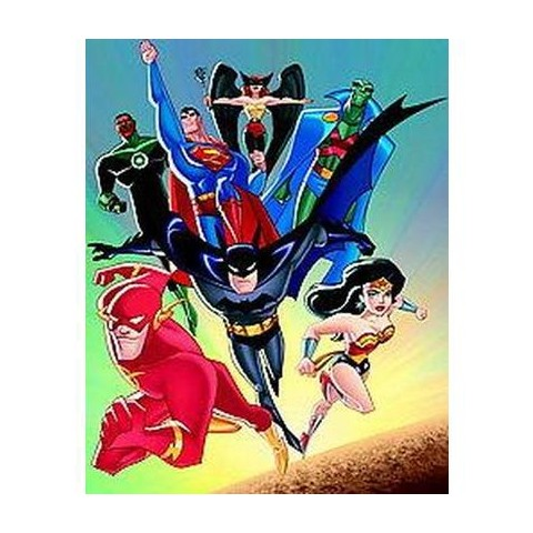 Justice League Unlimited (Paperback)