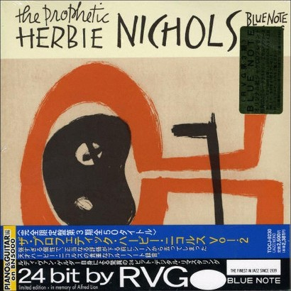 The Prophetic Herbie Nichols, Vol. 2 (Instrumental)