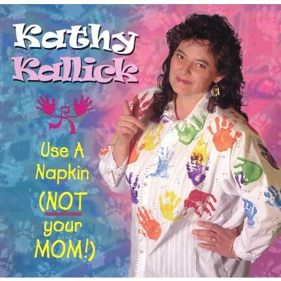 Use a Napkin (Lyrics included with album)