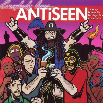 Everybody Loves Antiseen [Explicit Lyrics]