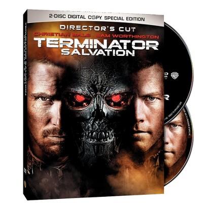 Terminator Salvation DVD - Only at Target
