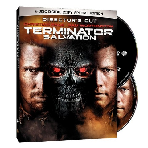 Terminator Salvation DVD - Only at Target