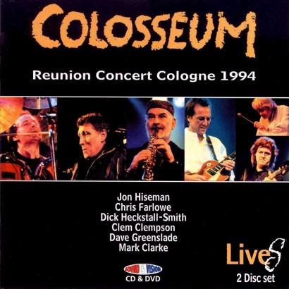 Reunion Concert Cologne 1994 (CD/DVD) (Live)