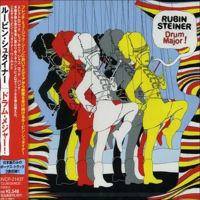 Drum Major! (1 Bonus Track)