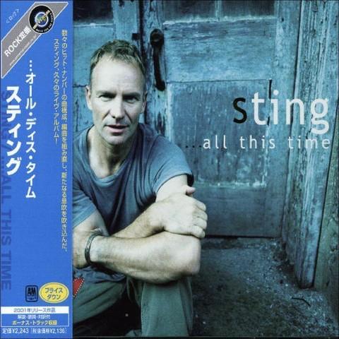 All This Time (Japan Bonus Tracks)