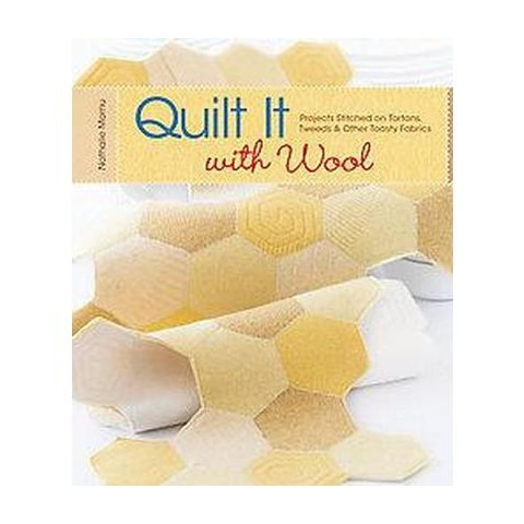 Quilt It With Wool (Original) (Paperback)