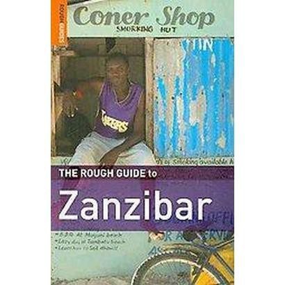 The Rough Guide to Zanzibar (Paperback)