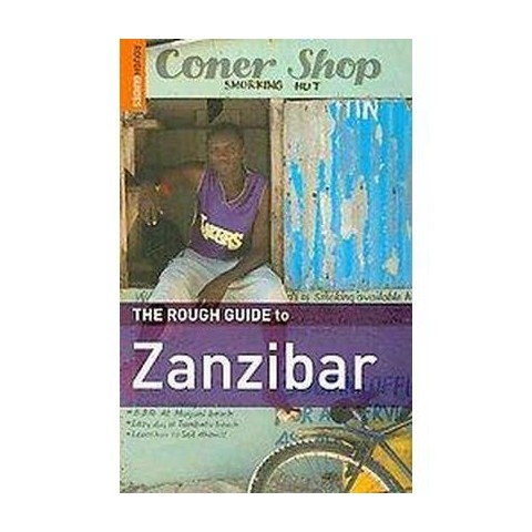 The Rough Guide to Zanzibar (Paperback)