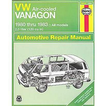 Vw Air Cooled Vanagon (Paperback)