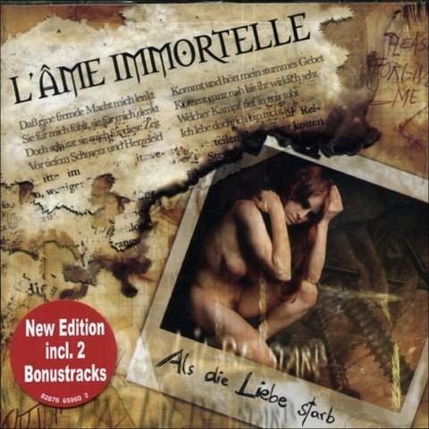 Als Die Liebe Starb (Germany Bonus Tracks)