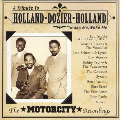 Tribute to Holland Dozier Holland