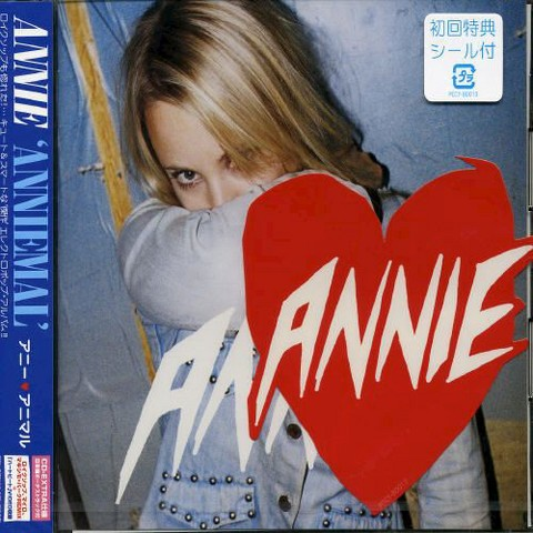 Anniemal (Japan Bonus Tracks)