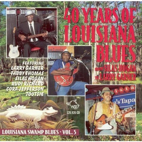 Louisiana Swamp Blues, Vol. 5