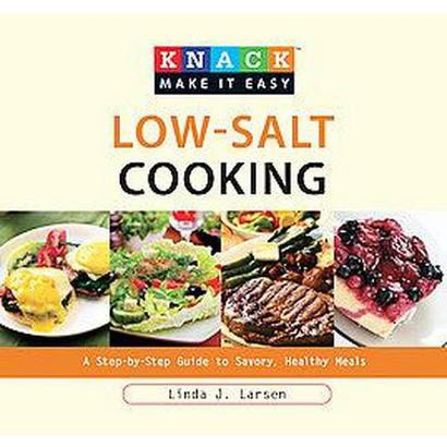 Knack Low-Salt Cooking (Paperback)