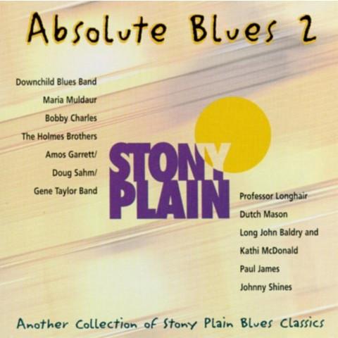 Absolute Blues, Vol. 2