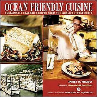 Ocean Friendly Cuisine (Hardcover)