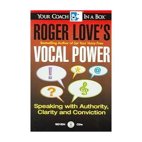 Roger Love's Vocal Power (Unabridged) (Compact Disc)