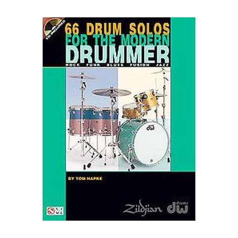 66 Drum Solos for the Modern Drummer (Mixed media product)