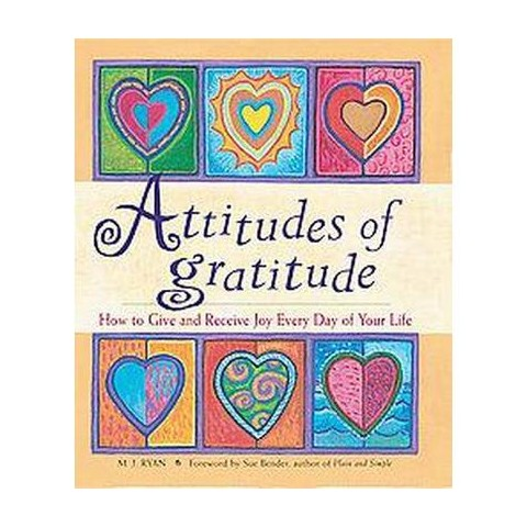 Attitudes of Gratitude (Paperback)