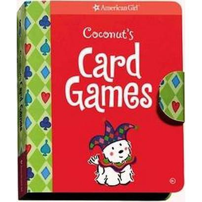 Coconut's Card Game Book (Mixed media product)