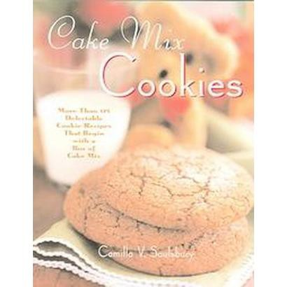 Cake Mix Cookie Companion (Paperback)