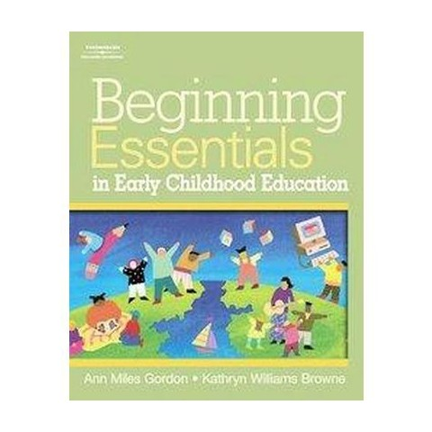 Beginning Essentials in Early Childhood Education (Mixed media product)