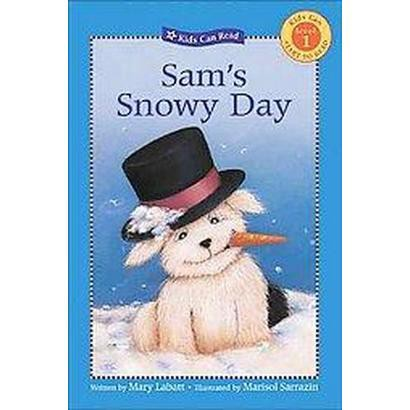 Sam's Snowy Day (Hardcover)