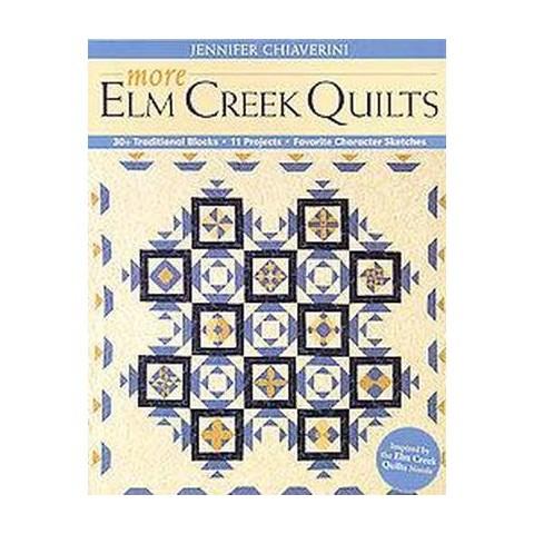 More Elm Creek Quilts (Paperback)